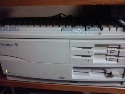 PC-9821Be/U7W
